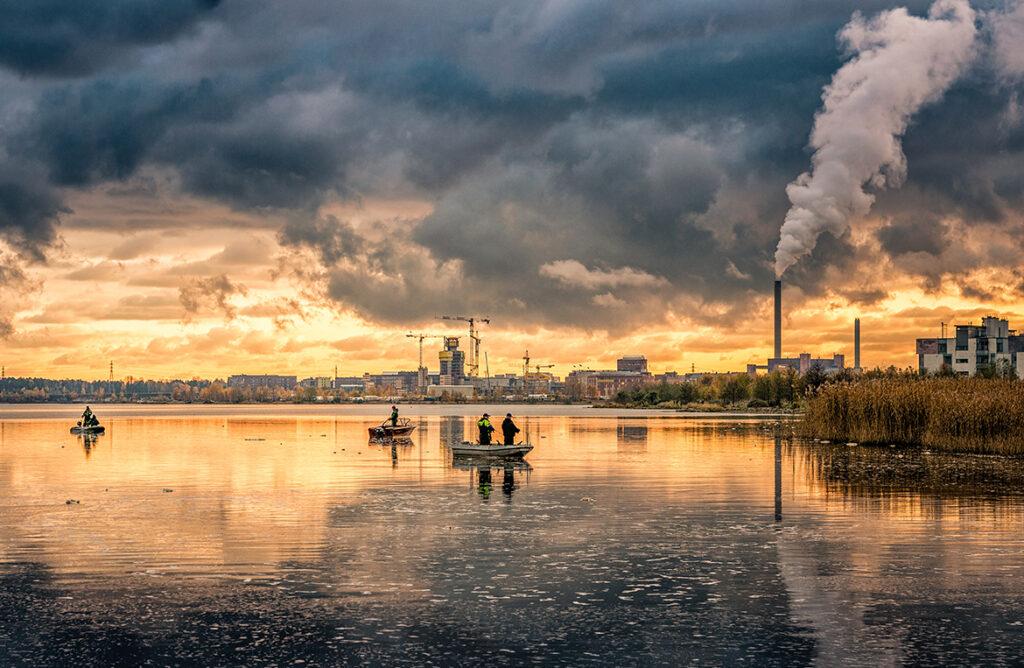 Inquinamento atmosferico: gli effetti sulla nostra salute - Apoteca Natura