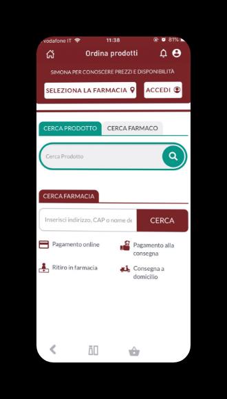 Vuoi prenotare comodamente online? Ordina prodotti - My Apoteca Natura