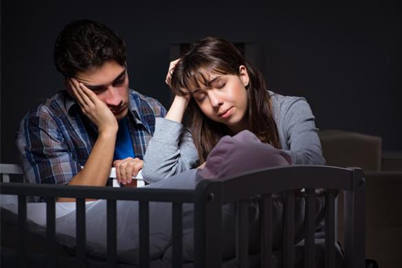 I disturbi del sonno nei bambini: come possiamo favorire un buon sonno - Apoteca Natura