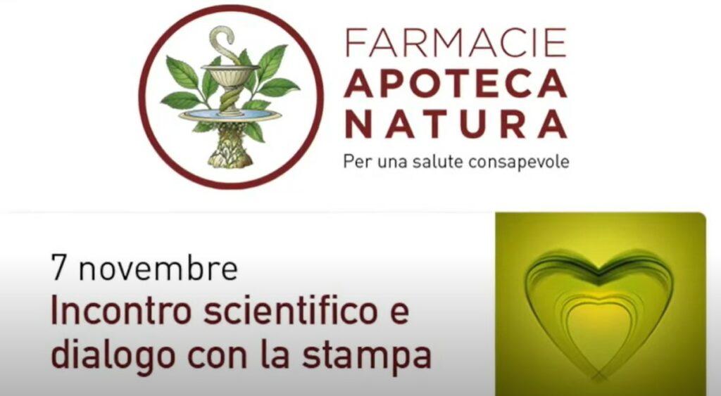 Incontro Scientifico E Dialogo Con La Stampa - Apoteca Natura